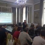 Sesiunea de instruire din cadrul proiectului INTEGRARE+